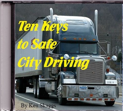 Ten Keys to Safe City Driving CD cover